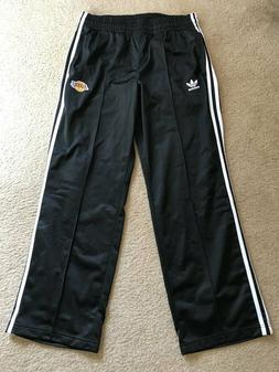 adidas NBA Los Angeles Lakers NBA Track Pants Warm Up Black,