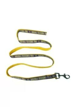 Pets First NBA Los Angeles Lakers Pet Leash