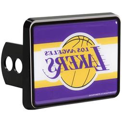 NBA Los Angeles Lakers Trailer Hitch Cap Cover Universal Fit