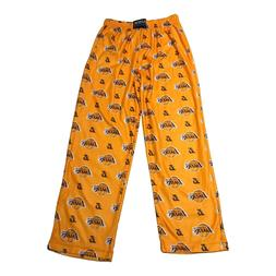 NBA Los Angeles Lakers Youth Sleepwear Pajama Lounge Pants G