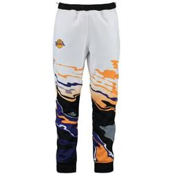 Zipway NBA Men's Los Angeles Lakers Hot Lava Jogger Pants