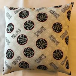 NEW 15 x 15 NBA BASKETBALL TEAMS COMPLETE THROW PILLOWS - YO