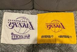 """New.2012 Los Angeles Lakers PLAYOFFS RALLY TOWEL  15""""  X 1"""