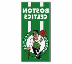 NEW Boston Celtics Basketball Team Licensed Beach Towel 30''