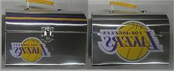 One  2019 Los Angeles Lakers SGA Lunch Box / Lunch Pail 4/4/