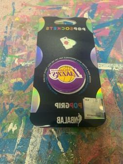 Popsockets Popgrip Los Angeles Lakers Grip Stand Holder