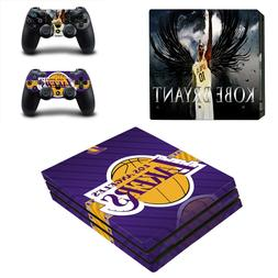 Skin Sticker for PS4 PRO Console & Controller Cover Decals L
