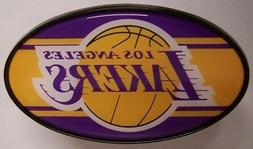 Trailer Hitch Cover NBA Basketballl Los Angeles Lakers NEW 2